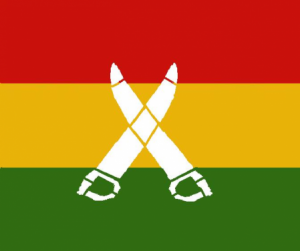 Flag of Gadar Party